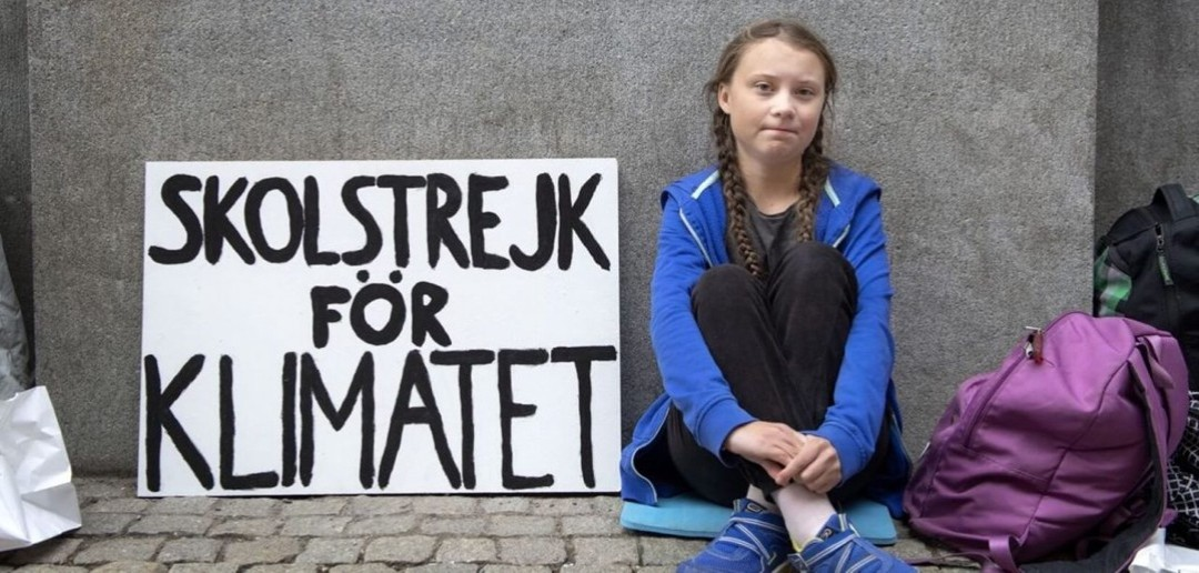 Greta Thunberg image