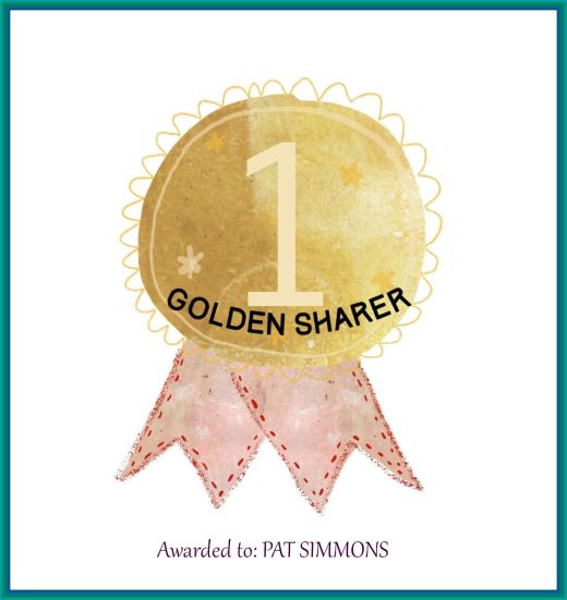 GOLDEN SHARER OF THE WEEK_Pat Simmons