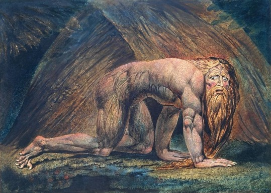 painting by william blake
